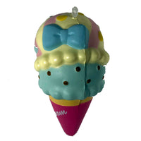 Ibloom Mini Sweet Ice Cream Squishy Green version front view