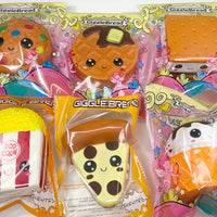 Kawaii Food Squishy Set