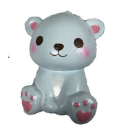 Puni Maru's Mini Happy Polar Bear Squishy
