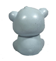 Puni Maru's Mini Happy Polar Bear Squishy Blue Smile Version rear view