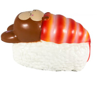 Foxy Sushi Squishy side view