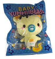 Creamiicandy Baby Yummiibear Squishy boy versions front view in packaging