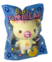 Creamiicandy Baby Yummiibear Squishy girl versions front view in packaging