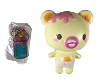 Creamiicandy Baby Yummiibear Squishy girl versions front view with tag