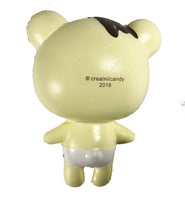 Creamiicandy Baby Yummiibear Squishy boy versions bottom view
