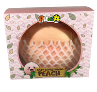 Baby Peach Squishy in display box