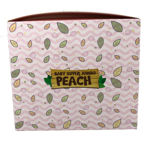 Baby Peach Squishy display box side