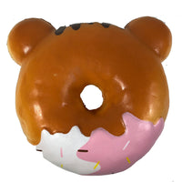 Puni Maru Animal Donut Squishy Featuring Yummiibear rear  view