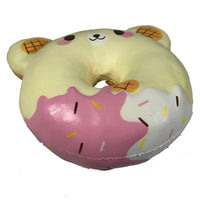 Puni Maru Animal Donut Squishy Featuring Yummiibear bottom view