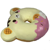 Puni Maru Animal Donut Squishy Featuring Yummiibear side  view