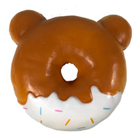 Puni Maru Animal Donut Squishy Featuring Cheeka rear  view