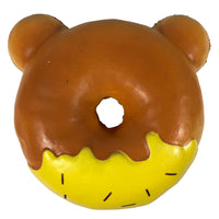 Puni Maru Animal Donut Squishy Featuring Cheeki back view