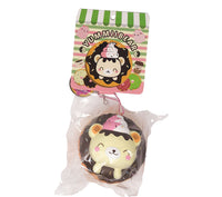 Yummiibear Fast Food Cafe Collection - Yummiibear Inside a Donut Squishy