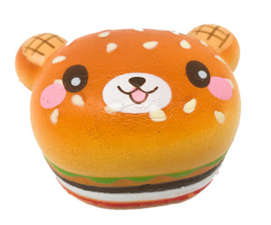 Yummiibear mini sweets collection Mini Hamburger Squishy