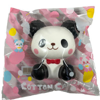 ibloom Cotton Candy Panda Squishy Shanti version front view in packaging