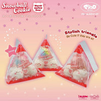 iBloom Marmo Snowball Cookie Squishy