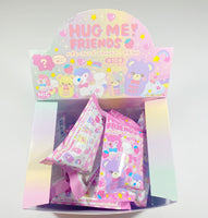 Pre-Order NIC Hug Me Bear Unicorn Blind Bag Squishy