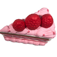 iBloom Princess Shortcake Squishy Strawberry Chocolate version top view