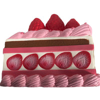 iBloom Princess Shortcake Squishy Strawberry Chocolate version side view