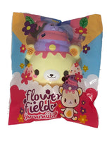 CreamiiCandy Flower Fields Yummiibear Squishy front view in packaging