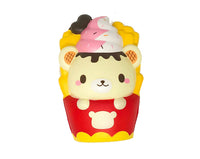 Yummiibear Fries Squishy by Creamiicandy front view