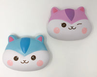 Poli Jumbo Head Bun Squishy