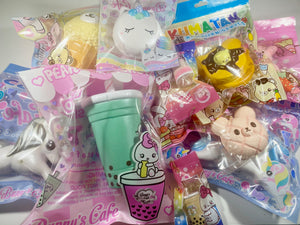 Bunny's Cafe Squishy Grab Bag