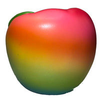 iBIoom Limited Edition Princess Apples Squishy Rainbow Version a side view
