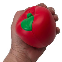iBIoom Limited Edition Princess Apples Squishy Red Apple Version held in hand