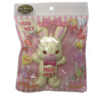 Domiel HUG ME White Rabbit front view in packaging