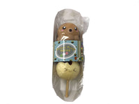 Puni Maru Animal Dango Series Squishy Octopus version front view in packaging