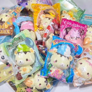Yummiibear Mascot Squishy Grab Bag