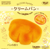 iBloom Cream Bread Squishy
