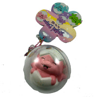 Puni Maru Magical Baby Dragon Puffpuff (Pink) version in capsule packaging
