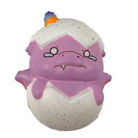 Puni Maru Magical Baby Dragon Purple (CrayCray) version front view