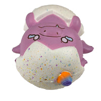 Puni Maru Magical Baby Dragon Purple (CrayCray) version top view