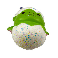 Puni Maru Magical Baby Dragon Green (Spike) version bottom view