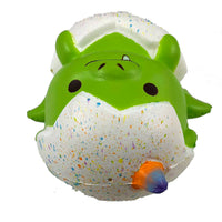 Puni Maru Magical Baby Dragon Green (Spike) version top view