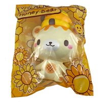 Limited Edition Honey Yummiibear Mascot front view in packaging