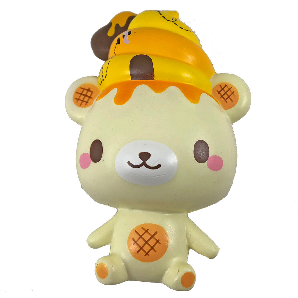 Limited Edition Honey Yummiibear Mascot front view