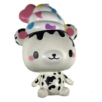 Creamiicandy Yummiibear Squishy Country Cow squishy front view