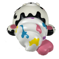 Creamiicandy Yummiibear Squishy Country Cow squishy top view