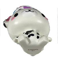 Creamiicandy Yummiibear Squishy Country Cow squishy bottom view