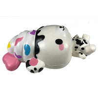 Creamiicandy Yummiibear Squishy Country Cow squishy side view