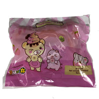 Yummiibear Strawberry Donut Squishy rear view of packaging