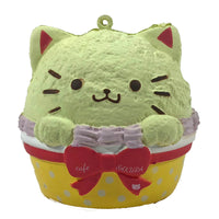 Cafe Sakura Cat Cup Cake by NIC
