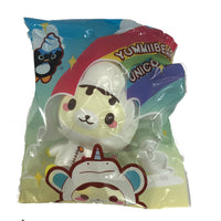 Creamiicandy Yummiibear Unicorn Squishy front view in packaging