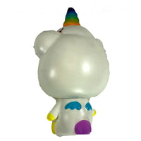 Creamiicandy Yummiibear Unicorn Squishy rear view