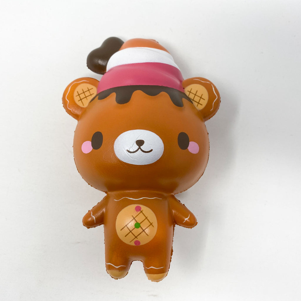 Creamiicandy Gingerbread Yummiibear Squishy