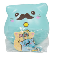Puni Maru Kitty Marshmallow Squishies